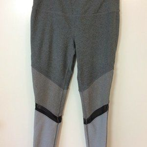 Mondetta Gray Black Colorblock Athleticwear Yoga